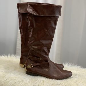 Cliffs White Mountain Fiance brown boots size 8.5M